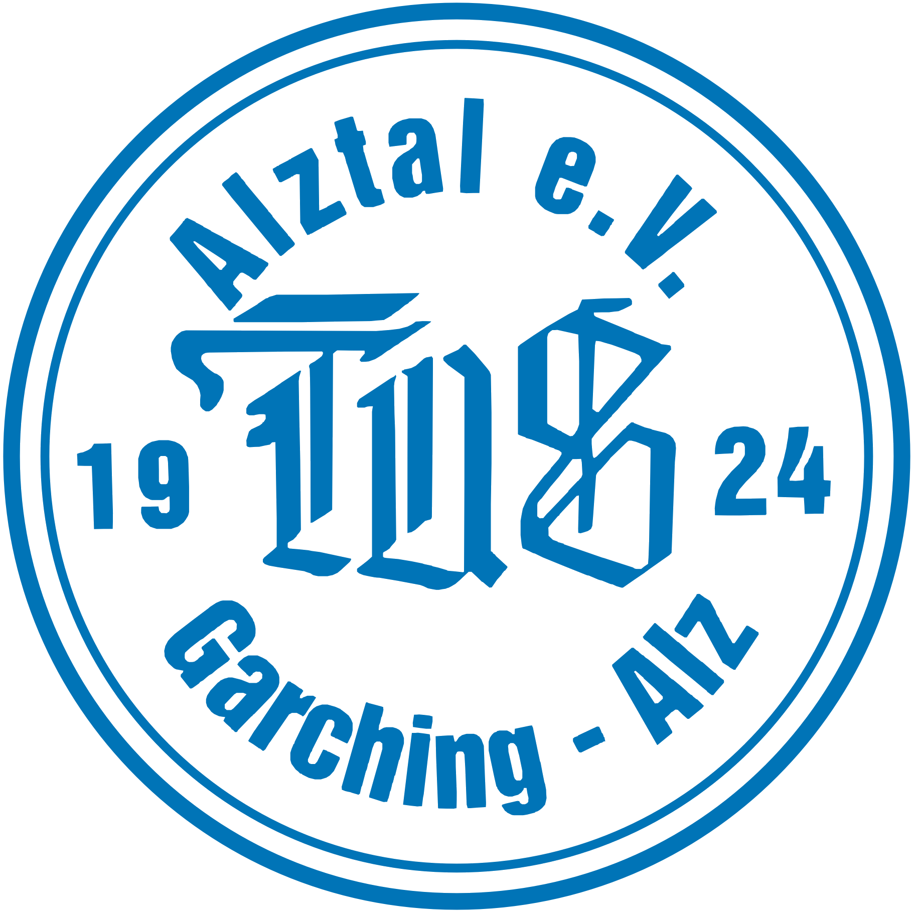 TuS Alztal Garching 1924 e. V. - Volleyball  logo